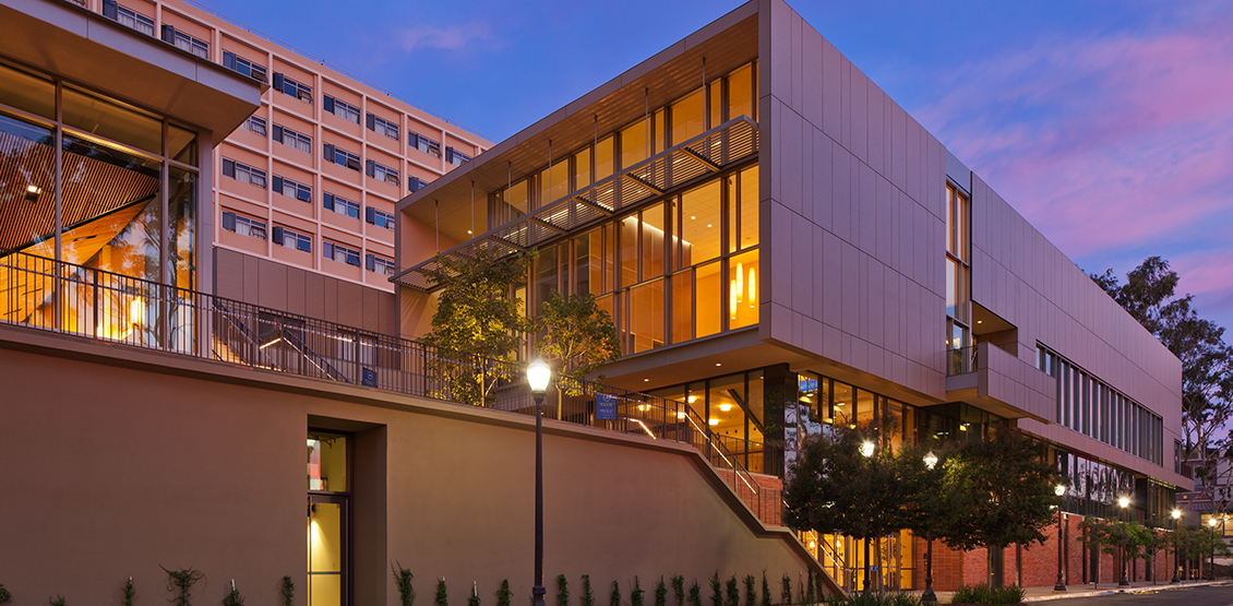 Explore world class conference venues and delicious catering at UCLA