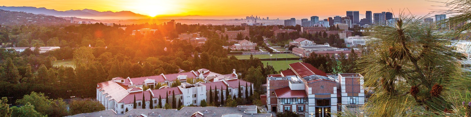 UCLA conference venues and catering